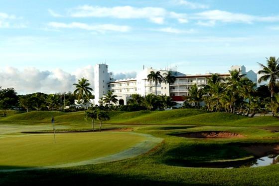 [항공패키지] 괌 스타츠 골프 매일 27홀 3박5일 - 티웨이항공